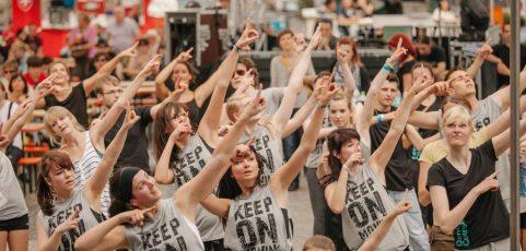 Wie bleiben TänzerInnen fit?